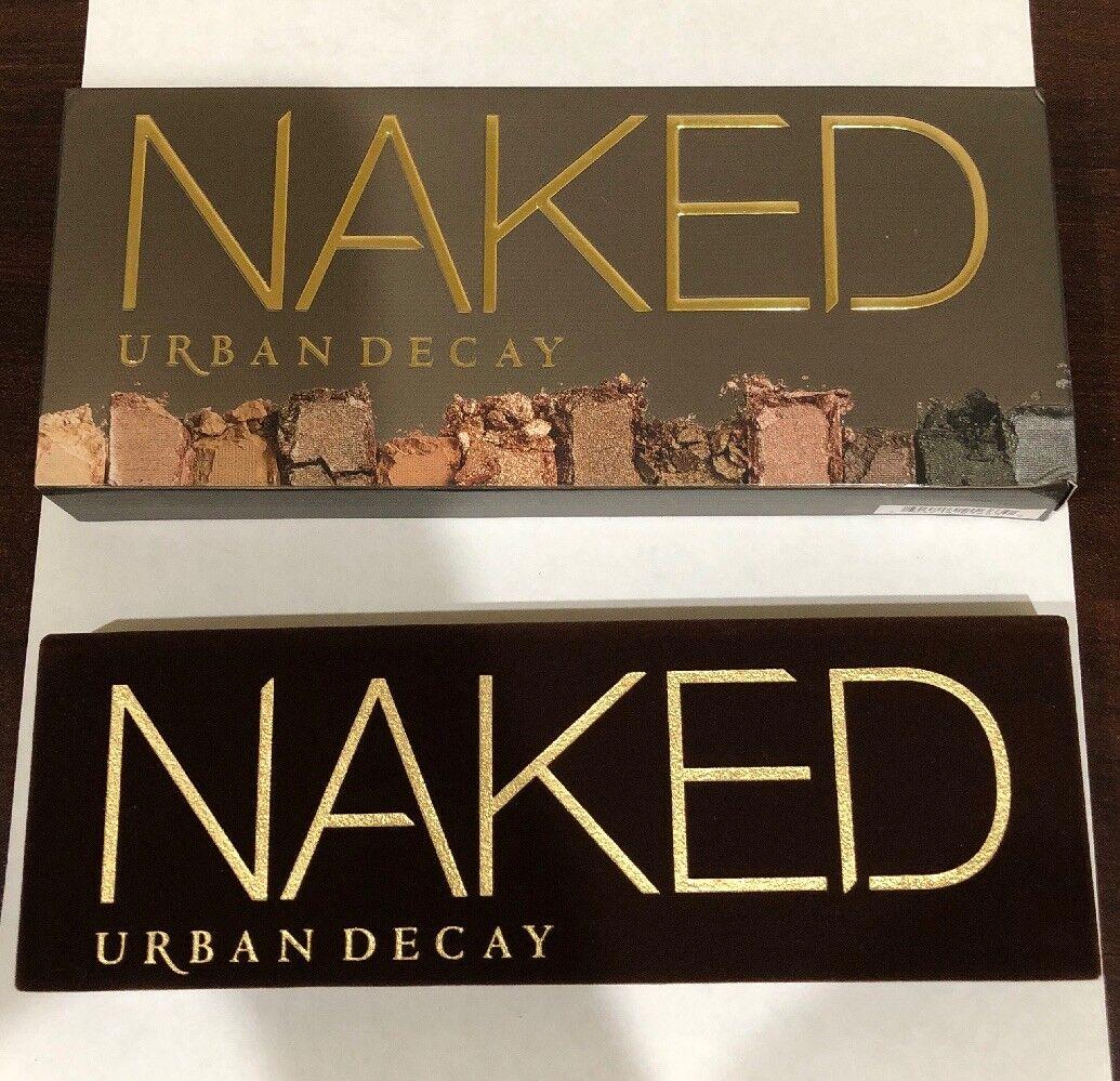 20+ Urban Decay Eyeshadow Vault Images