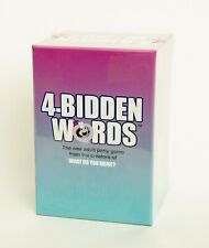 4-bidden Words Adult Party Game by What Do You Meme Creators Fun