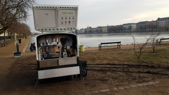 Piaggio 2010, 2010, 4000 km, Ape 50 Coffee van. Only 4800…