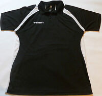 Stash Pro Technical Attwood Rugby Polo Shirt-large-black/white