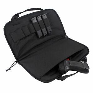 Attache-Pistol-Holder-Case-Mag-Pouch-Handbag-Tactical-Padded-Handgun-Storage-Bag