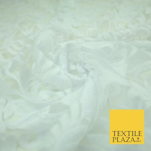 Red de malla de Vid Bordado Floral 5 yardas Africano Tela Sari de Boda de Encaje Aso EBI