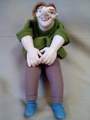 Burger King Disney Hunchback of Notre Dame Quasimodo Plush Stuffed Doll Toy NEW