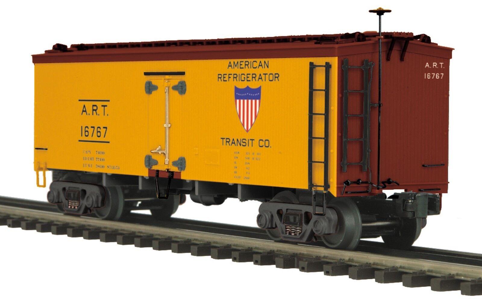 20943766 MTHPremier 36' woodsided reefer Auto  36' woodsided reefer Autoamer
