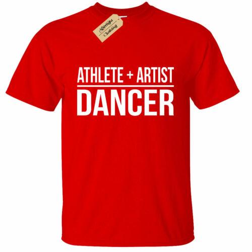 KIDS BOYS GIRLS Athlete Artist Dancer T-Shirt