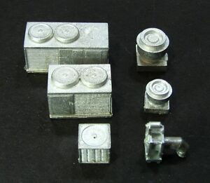 Image Is Loading N Scale Roof Top AC Kit For Model