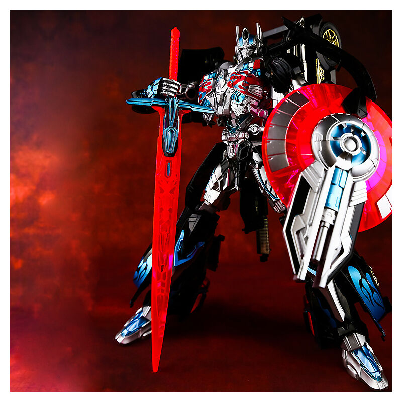 Kubianbao KBB Deformation DARK AD31 Optimus  Prime OVERDimensione METAL PART 30CM  nessun minimo