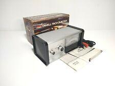 Sears Penske 21013 Vintage Dwell Tachometer Professional Tester With Box Manual