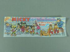 HPF-BPZ: Micky und seine tollen Freunde 1989 (100% original)