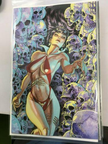 You choose the covers Vampirella #1 /& #3 Various covers