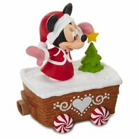 Hallmark Disney Christmas Express Train Music & Sound Minnie Mouse