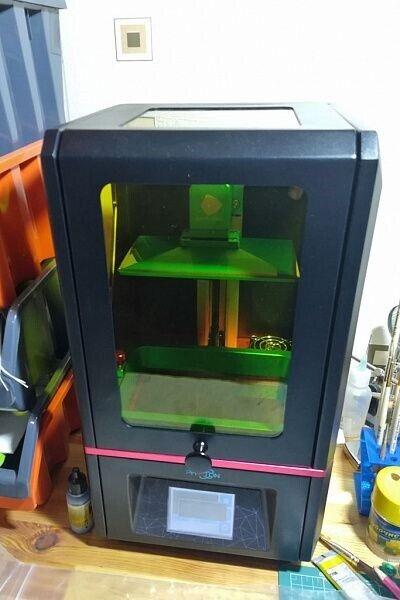 3D Printer, Anycubic, Photon