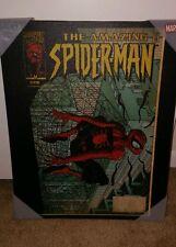 THE AMAZING SPIDER-MAN NO. 28 MARVEL WALL ART 16'' x 20'' CANVAS PRINT