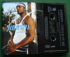 Jaheim Could it Be Cassette Tape Single - TESTED