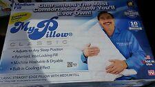 """""""My Pillow""""  Queen Medium, Bedding, Customer Return As Seen On TV, Exelent"""