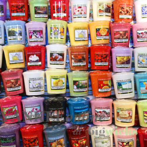 YOU CHOOSE MIX Yankee Candle Samplers X 10  Mixed