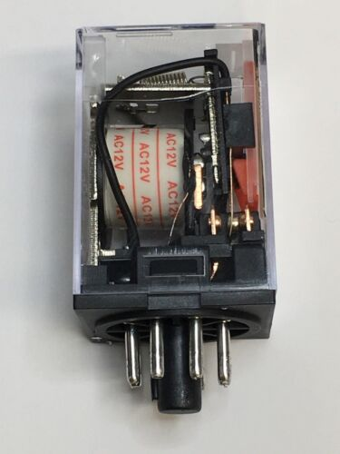 Relay OMRON MK2P-I MK2P AC 12V 12VAC COIL  8 Pin 10A 250VAC  1pc