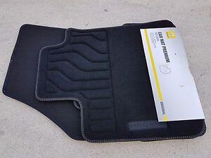 4 tapis de sol textile premium renault megane iv 4 estate 8201654203 neuf ebay - Tapis renault megane 3 estate ...