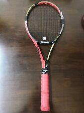 WILSON BLX TOUR 95 16x20 4 3//8 grip raquette de tennis