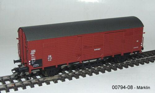 """1 vagones /""""dresden/"""" Märklin 00794-08 tipo de construcción GL/"""" nuevo embalaje original"""
