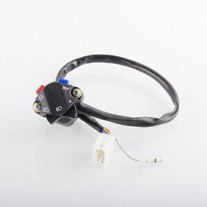 Lenkeramatur-KTM-Lichtschalter-Hupe-Killschalter-Schaltereinheit