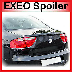 seat exeo limo spoiler heckspoiler heckspoilerlippe ebay. Black Bedroom Furniture Sets. Home Design Ideas
