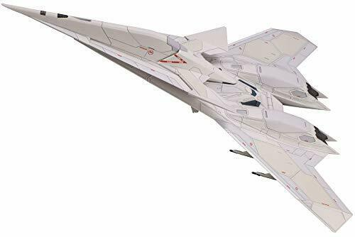 SKIES UNKNOWN ADFX10F total length of about 205mm 1//144 scale plas ACE COMBAT 7