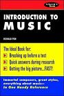 Schaum's Outline of Introduction To Music by Ronald Pen (Paperback, 1991)