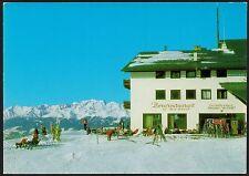 AD3572 Bolzano - Provincia - Plan de Corones - Bergrestaurant Self-Service