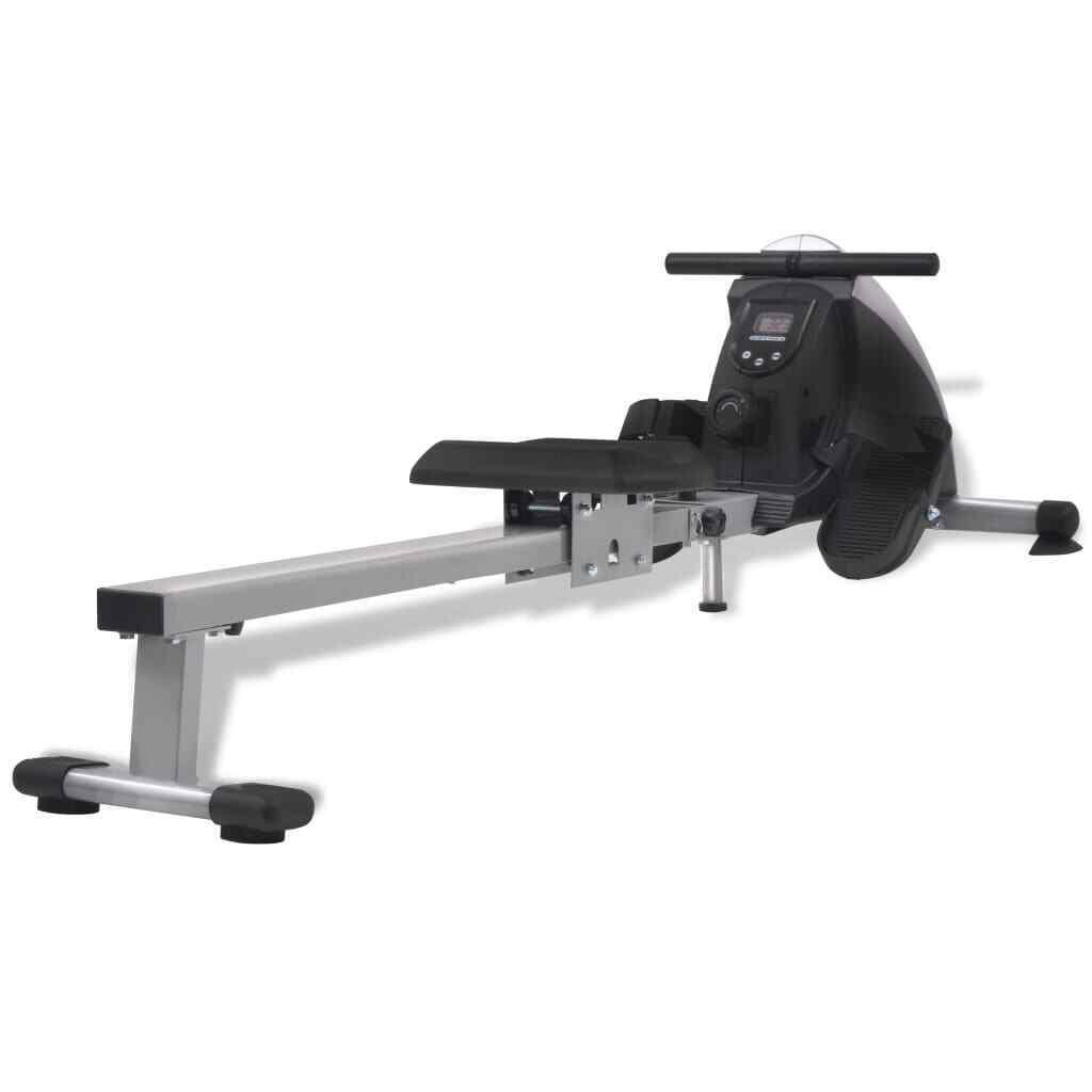 VidaXL Máquina Remo 4.5 kg Entrenamiento Musculación Ejercicio Gimnasio Hogar