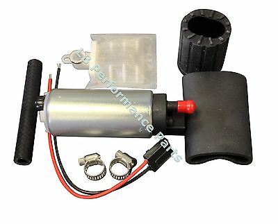 Uprated Electric HF 340 LPH (not 255 Lph) Performance Petrol Fuel Pump GSS342