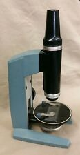 Vintage Bausch Amp Lomb Zoom Microscope Viewer 25x 100x Zoom