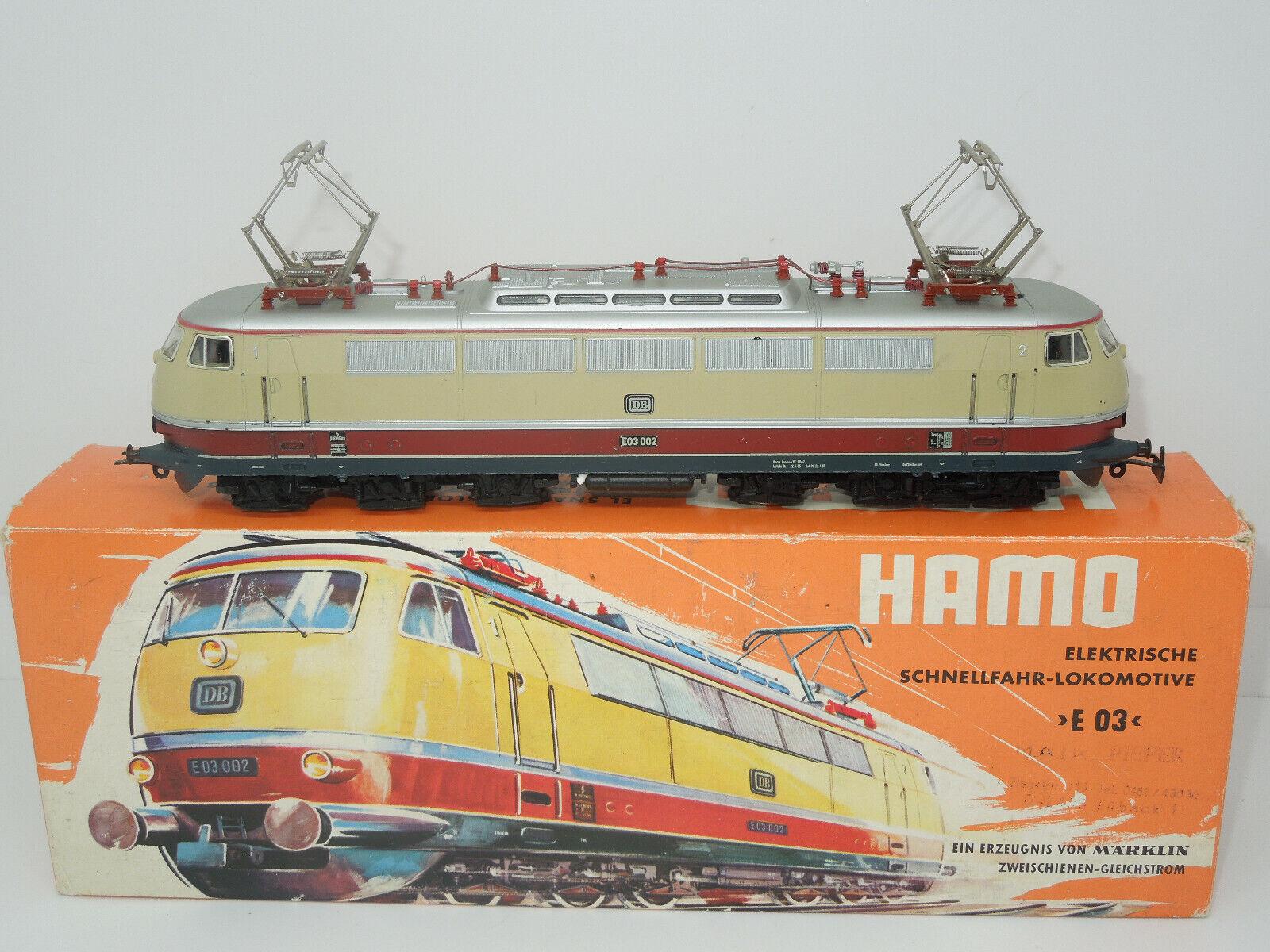 Märklin h0 8353 e-Lok e 03 002 de la DB