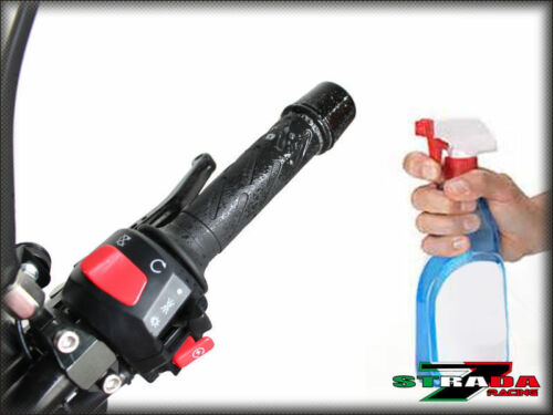 Strada 7 Motorcycle Foam Grip Covers for Honda CB 1000 R Super Four