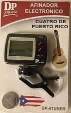 Afinador Para El Cuatro De Puerto Rico. Tuner For The Puerto Rico Cuatro