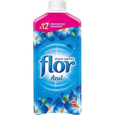 Flor Suavizante Concentrado Azul 1.15ml (45+5 dosis)