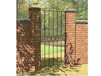 Ironbridge Tall Gate, 810x1800mm, Garden Gate, Cheap, Clearance