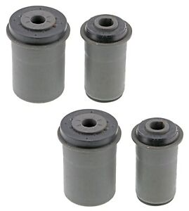 Pair Set Of 2 Front Upper Suspension Control Arm Bushings Mevotech For T100 4WD