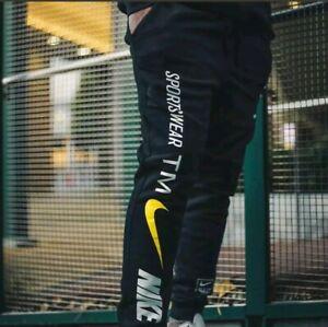 mantener Jabón Talentoso  Nike NSW Sportswear microbrand Club de Gimnasia Chándal Negro ...