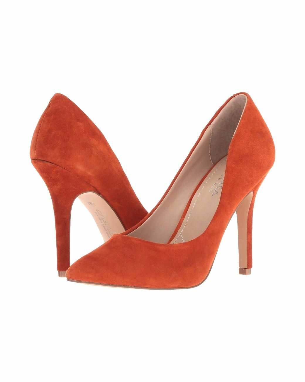 Charles David Women's orange High Heels