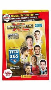 FIFA 365 2018 Adrenalyn Starter Pack 2-Limited 6-Packs Cards Panini