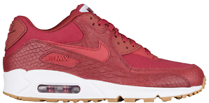 NEW Women's Nike Air Max 90 shoes Size  9.5 color  Red