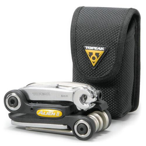 Topeak Alien II 26 Function Multi Tool For Road /& Mountain Bikes Portable