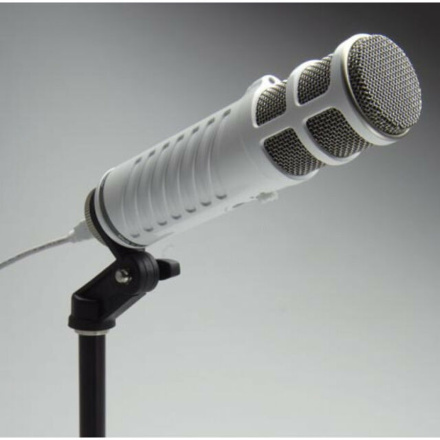 RODE PODCASTER: USB Broadcast Microphone