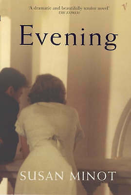 Evening by Minot, Susan, Good Book (Paperback) Fast & FREE Delivery!