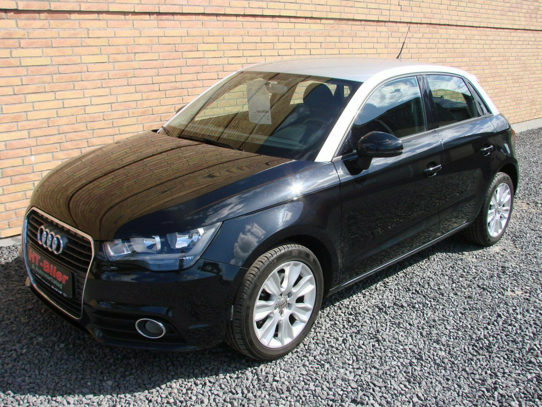 Audi A1<span class=ik_subtitle>1,4 TFSi 122 Ambition SB S-tr. 5d</span>