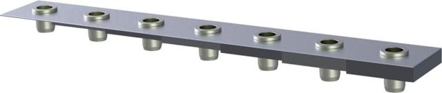 GESIPA Blindnietmutter PolyGrip® Nietschaft dxl 11x20mm M8 1464915