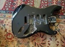 Fender Stratocaster Black Body  FENDER HSS STRATOCASTER  BODY  -  ALDER WOOD