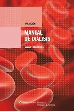 Manual de Diálisis (2008, Paperback, Revised)