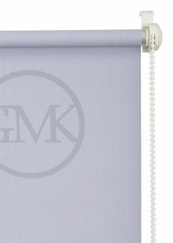 Klemmfix Rollo GMK Guido Licht /& Sichtschutzrollo Klemmrollo grau ab 45 cm